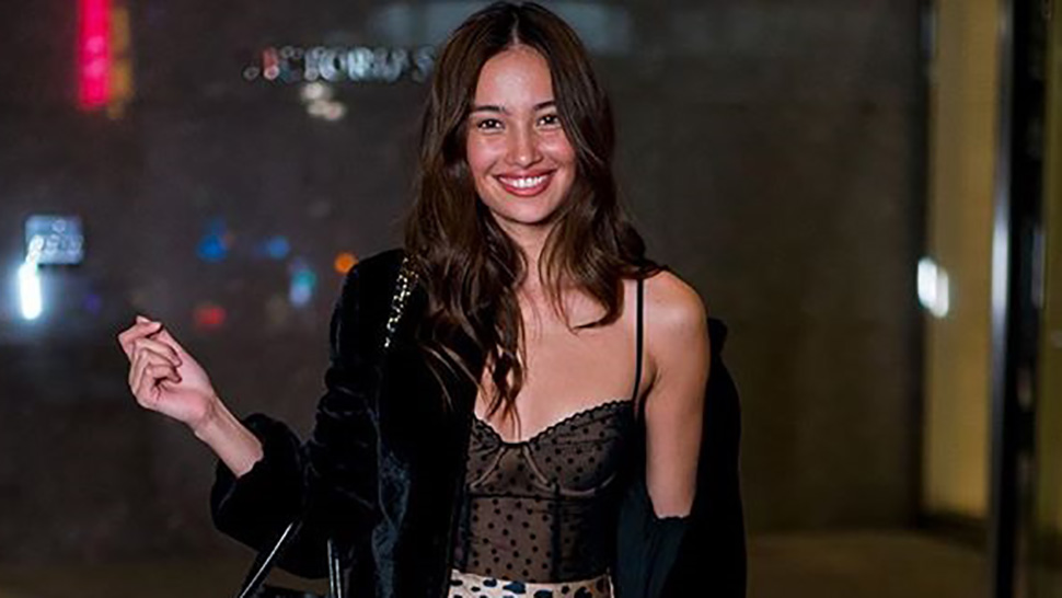 Kelsey Merritt Finally Knows What She's Wearing To The Victoria's Secret Fashion Show