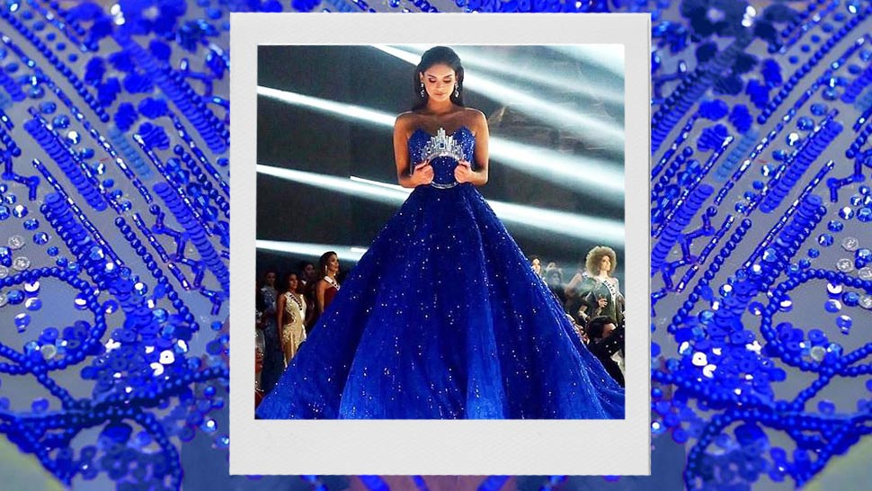 Pia Wurtzbach's Madame Tussauds Wax Figure Will Be Wearing Michael Cinco