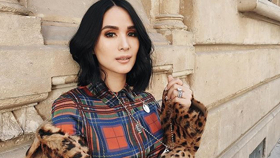 Here's A Peek At Heart Evangelista's Upcoming Collection With Kamiseta