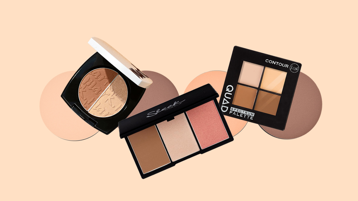 15 Contour Palettes That Suit Different Skin Tones