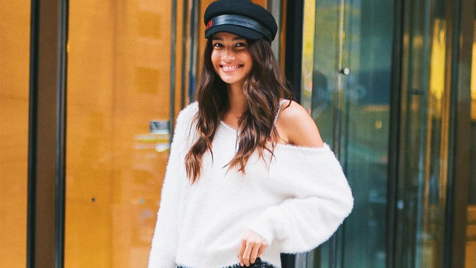5 Outfits Kelsey Merritt Has Worn To The Victoria's Secret Headquarters