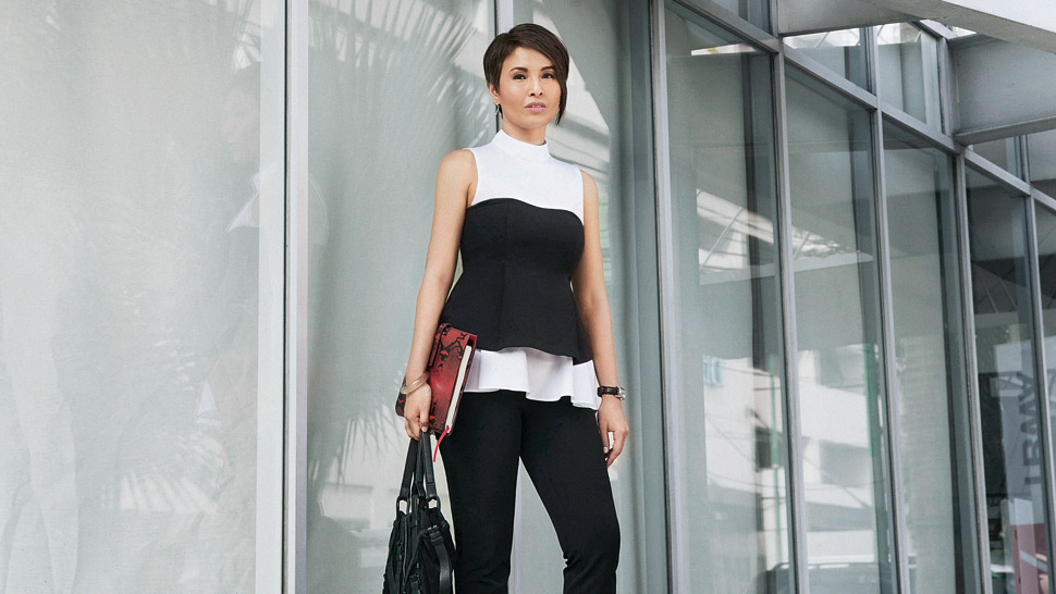 Power Dressing Is a Form of Respect, Says This Filipina Girl Boss