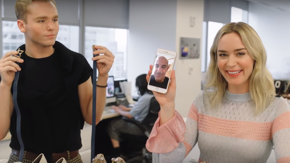 "Emily Blunt's Vogue Video Has Too Many ""the Devil Wears Prada"" References"