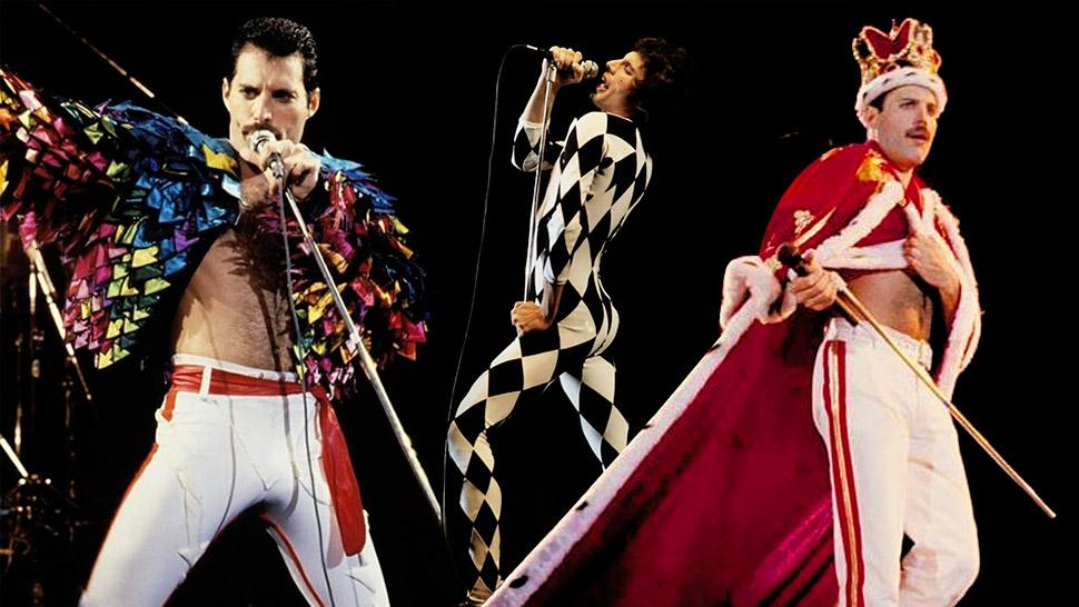 10 Most Iconic Freddie Mercury Looks We Love