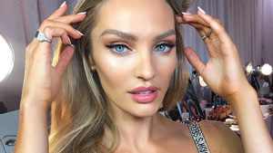 This Is The Makeup The Models Wore At The Victoria's Secret Fashion Show