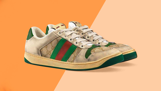 Would You Buy These Dirty Sneakers For P46k?