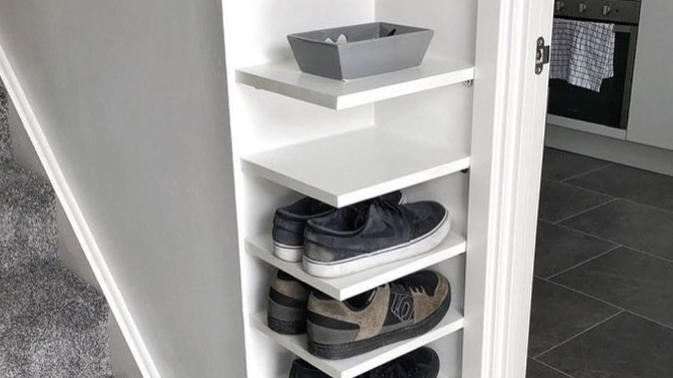 7 Clever Ways to Store Shoes If You Don't Have a Shoe Cabinet