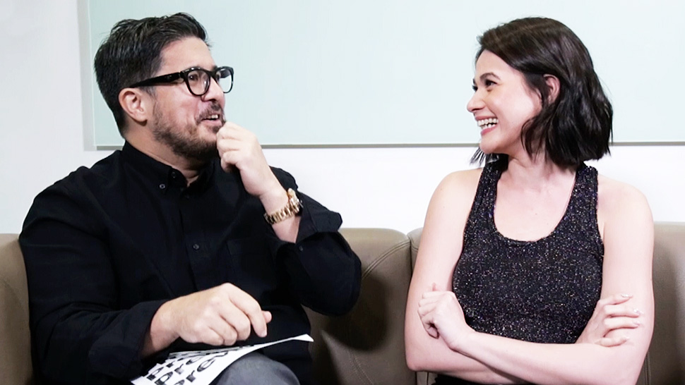 Aga Muhlach And Bea Alonzo Had A Tell-all Interview With Each Other