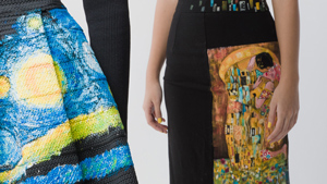 Here's Where You Can Get Hand-painted Wearable Art