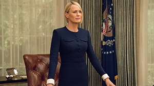 House Of Cards' Claire Underwood Should Be Your Workwear Style Peg