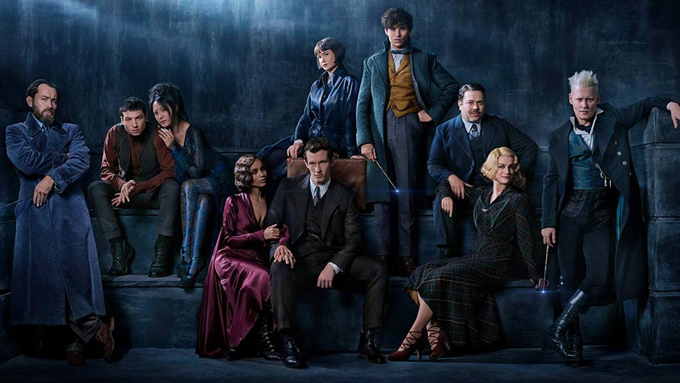 "The Magic Behind the Costumes of ""Fantastic Beasts: The Crimes of Grindelwald"""