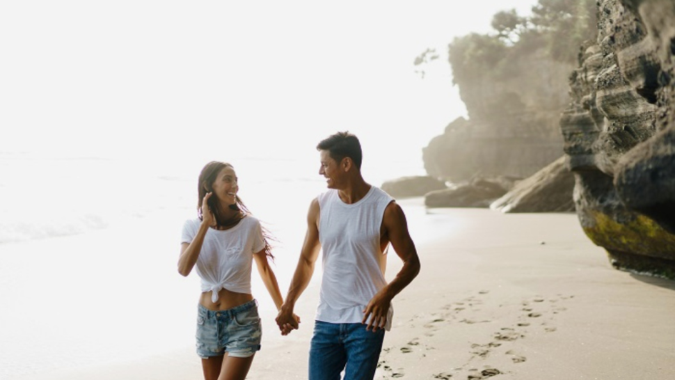 Hideo Muraoka and Fatima Rabago's Prenup Shoot in Bali Is So Peg-Worthy