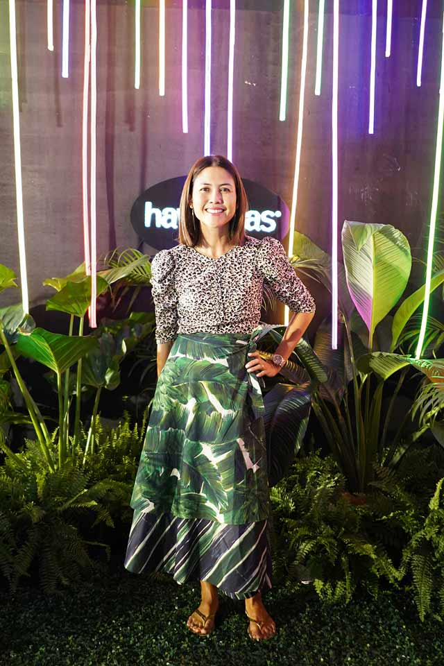 b371112e5c76 Havaianas 2018 Media Launch Guests