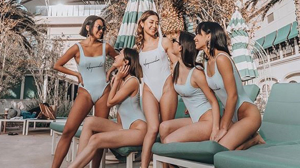 All the Blogger-Approved Pics from Kryz Uy's Las Vegas Bachelorette Party
