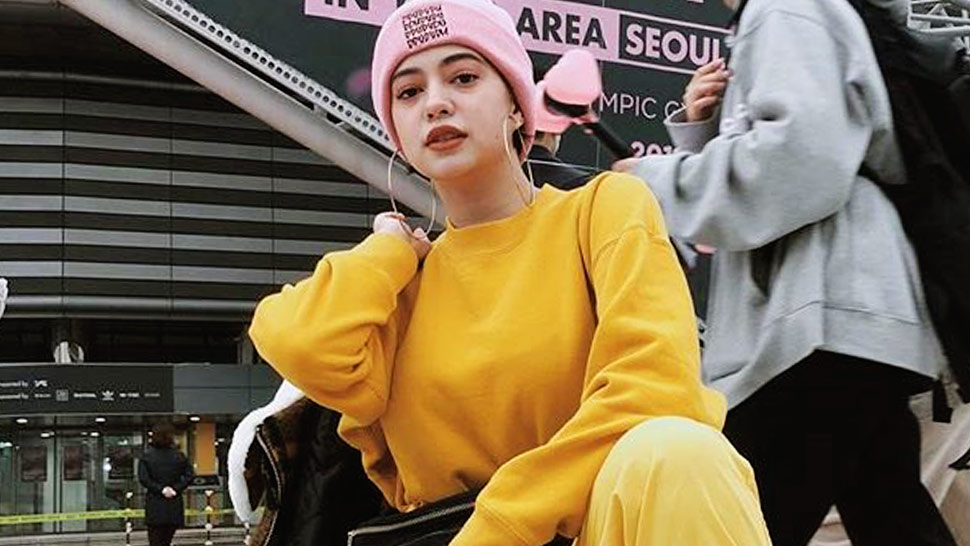 You Have to See Sue Ramirez's Stylish OOTDs in Korea