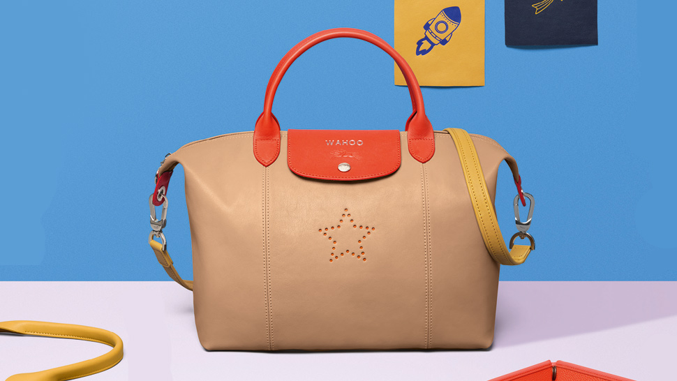 This Is the Asian Inspiration Behind Longchamp's Le Pliage