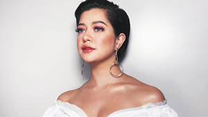 Sue Ramirez Has The Perfect Highlighter Trick For Your Holiday Parties