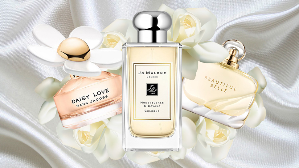 10 Bridal Perfumes That Will Make You Smell Amazing on Your Wedding Day