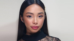 You Have To See Maymay Entrata Walk At Arab Fashion Week