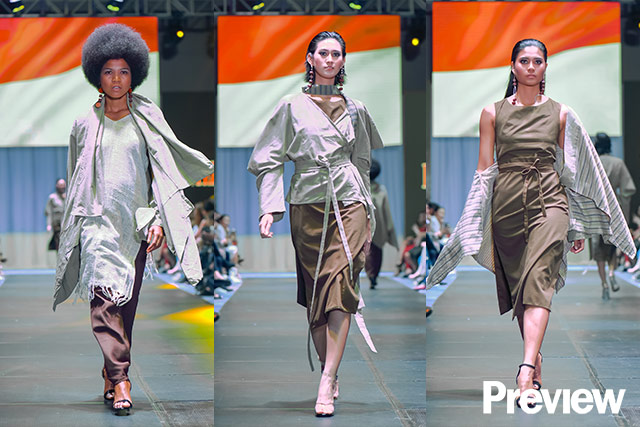 Philippine Fashion Gala Spotlight Global Runway