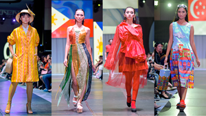 See The Best Looks From This Global Fashion Show Held In The Philippines