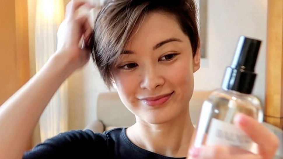 Here's How Maricar Reyes-Poon Styles Her Short Hair