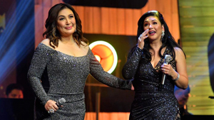 Here's What You Need To Know About The Diamond Ring Sharon Gave Regine