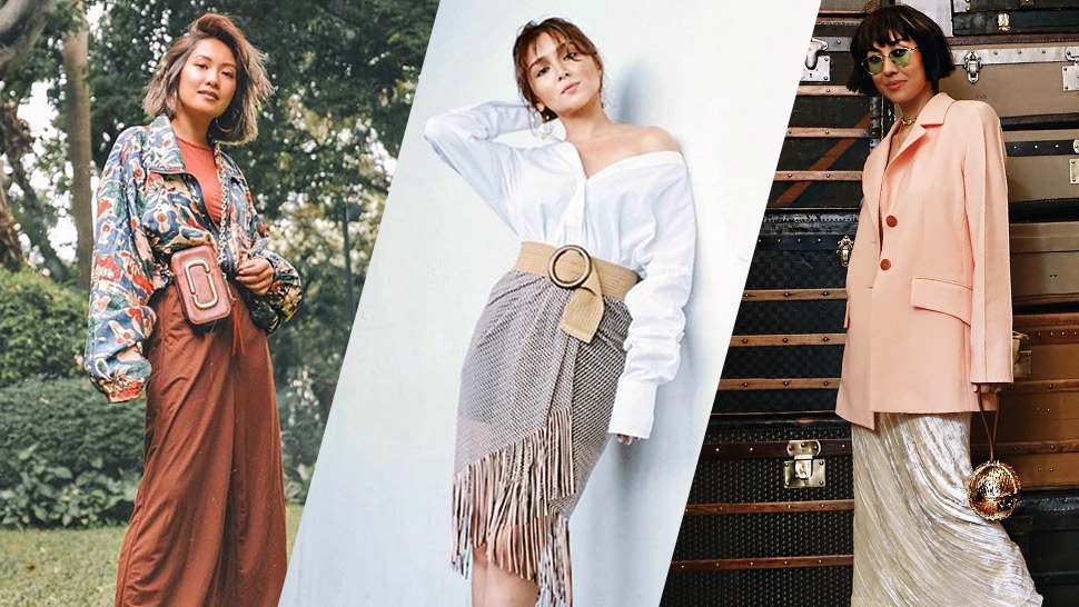 10 Celebrity-Approved OOTDs You Can Wear for the Holiday Festivities
