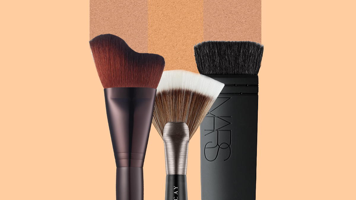 The Best Brushes For Contouring, According To Makeup Artists
