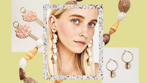 15 Chic Seashell Accessories You Can Shop Right Now