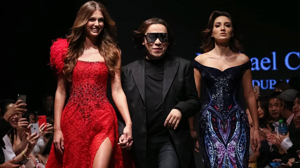 These Filipino Designers Stole The Show At The Arab Fashion Week