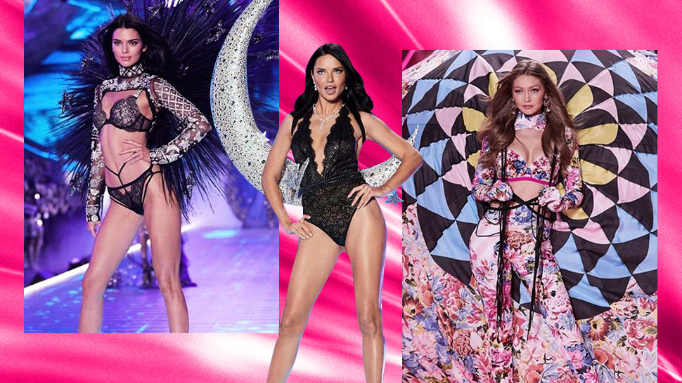 Check Out These Never-Before-Seen Pics from Victoria's Secret Fashion Show