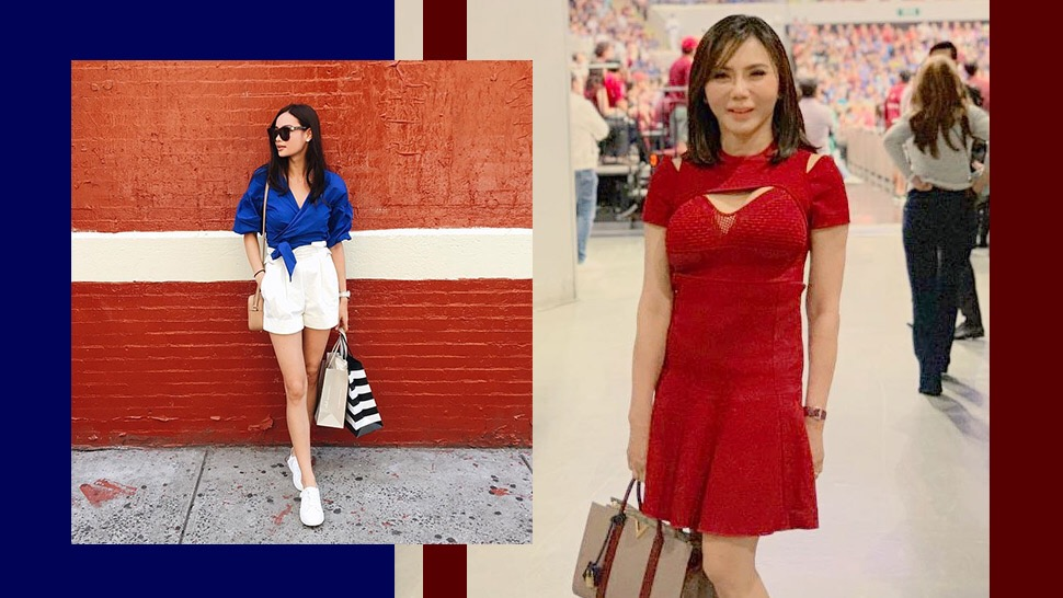 See Which Team The Celebrities Are Cheering For In The Uaap Finals
