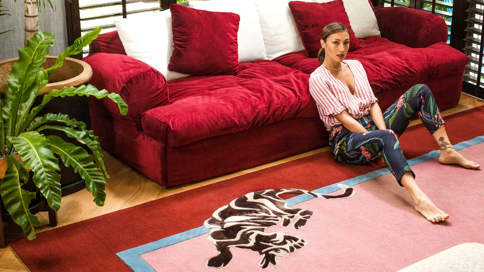Solenn Heussaff Just Launched a Line of Carpets