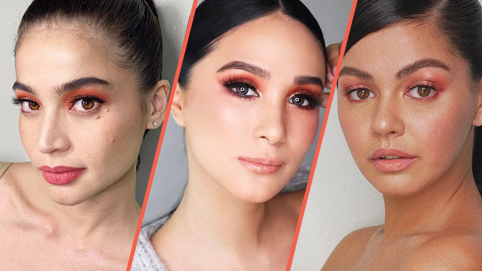 "10 Ways To Incorporate ""living Coral"" In Your Makeup Look"