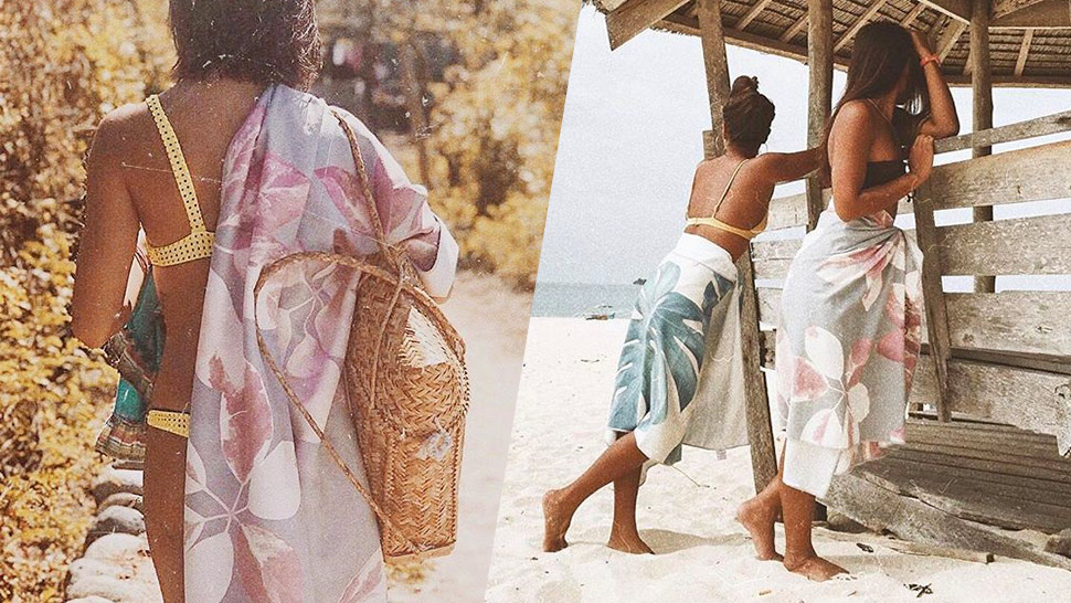 This Local Online Store Makes Beach Towels Out of Plastic Bottles