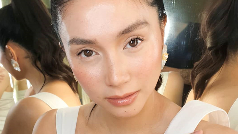 "Lotd: Mariel Padilla's Glowing ""no-makeup"" Look Is So Easy To Cop"