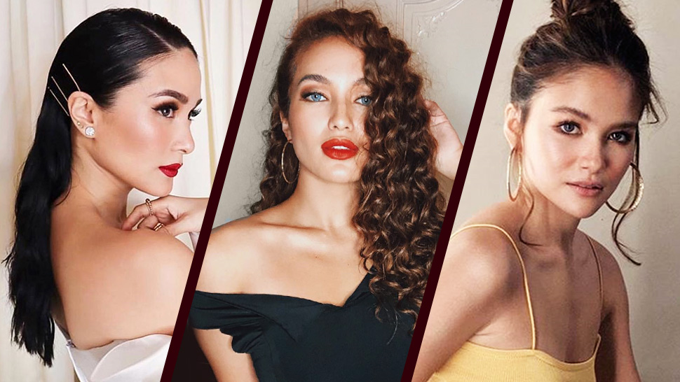 10 Festive Hairstyles to Wear to Your Christmas Parties