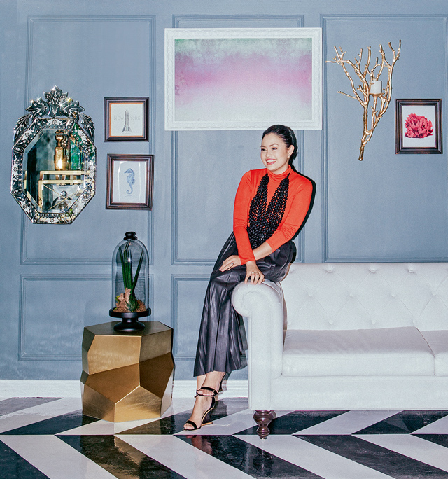 Meet the Filipina Interior Designer Loved by Hollywood Celebrities