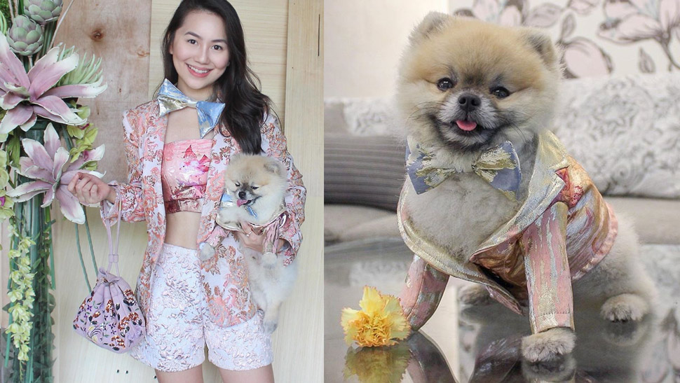 This Young Designer Makes Cute Couture Clothes for Your Pets