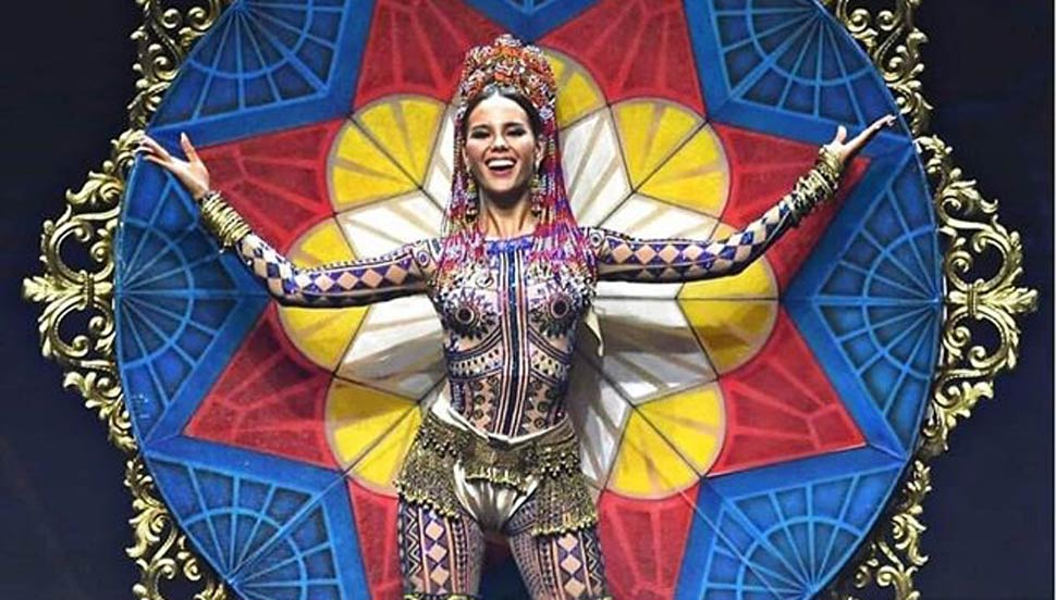 Catriona Gray's National Costume Will Be Exhibited In Multiple Museums