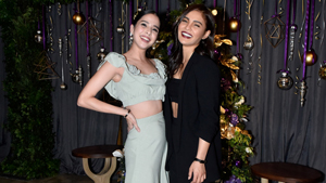 We Spotted Maxene Magalona, Lovi Poe, And More At Charriol's Thanksgiving Dinner
