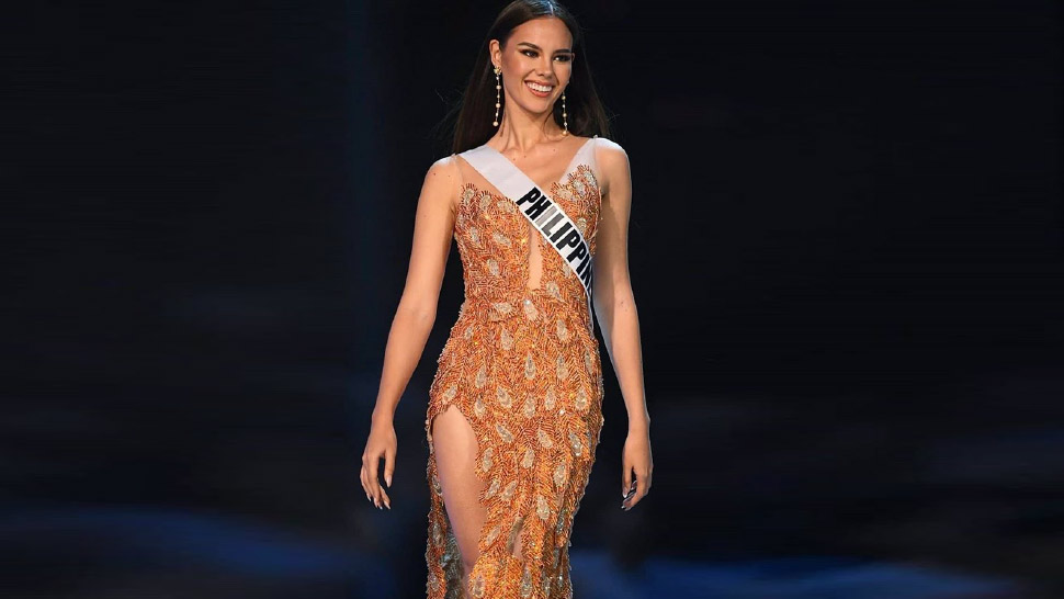 Catriona Gray is Miss Universe 2018!