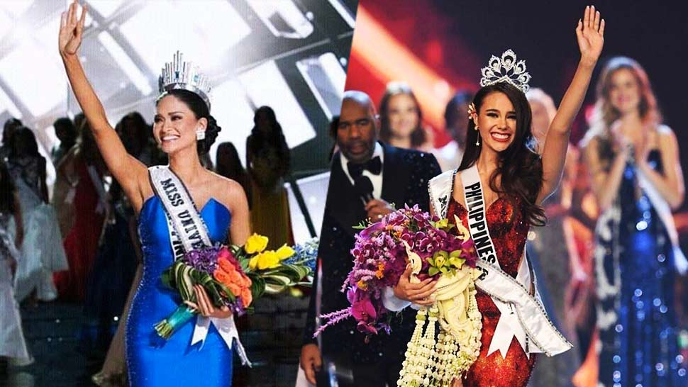 All The Filipinas Who Have Won The Miss Universe Title
