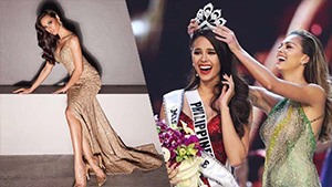 A Look Back At Miss Universe 2018 Catriona Gray's Winning Journey