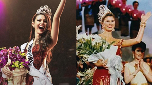 Catriona Gray Shares Parallel History With Miss Universe 1992 Michelle Mclean