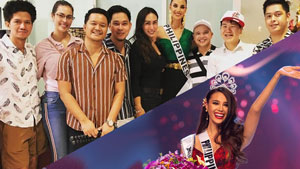 Meet The Dream Team Behind Catriona Gray's Miss Universe 2018 Win