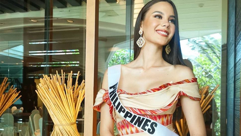 Catriona Gray Wore Intellectual Property-Protected T'nalak Cloth to Miss Universe