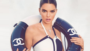 Kendall Jenner Is The Highest-paid Model In 2018