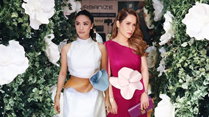 Jinkee Pacquiao And Heart Evangelista Are Twinning In This Statement Belt